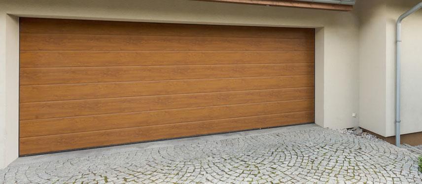 SECTIONAL DOOR INSTALLATION